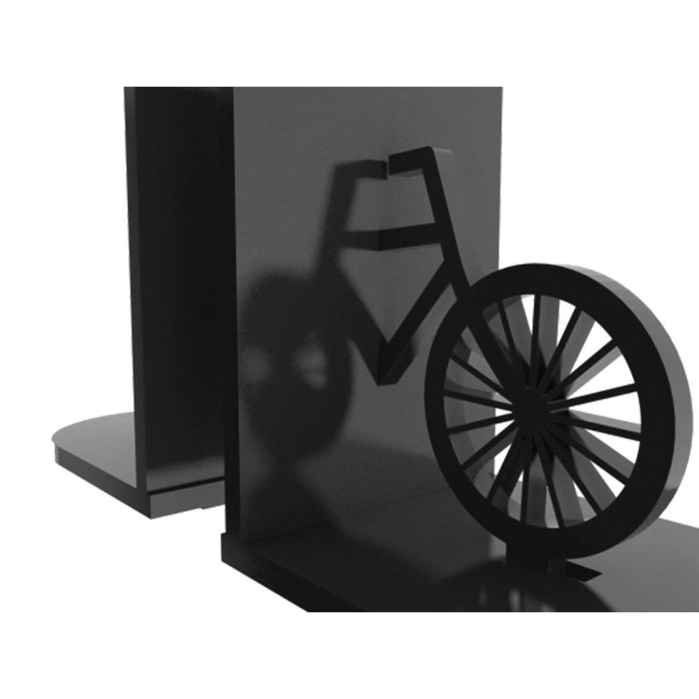 Aparador de Livros Bicicleta