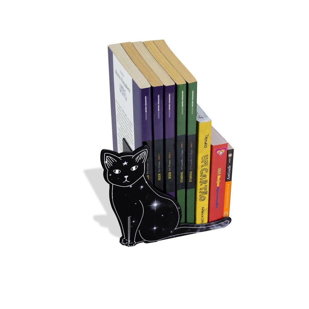 Aparador de Livros Gato Astros