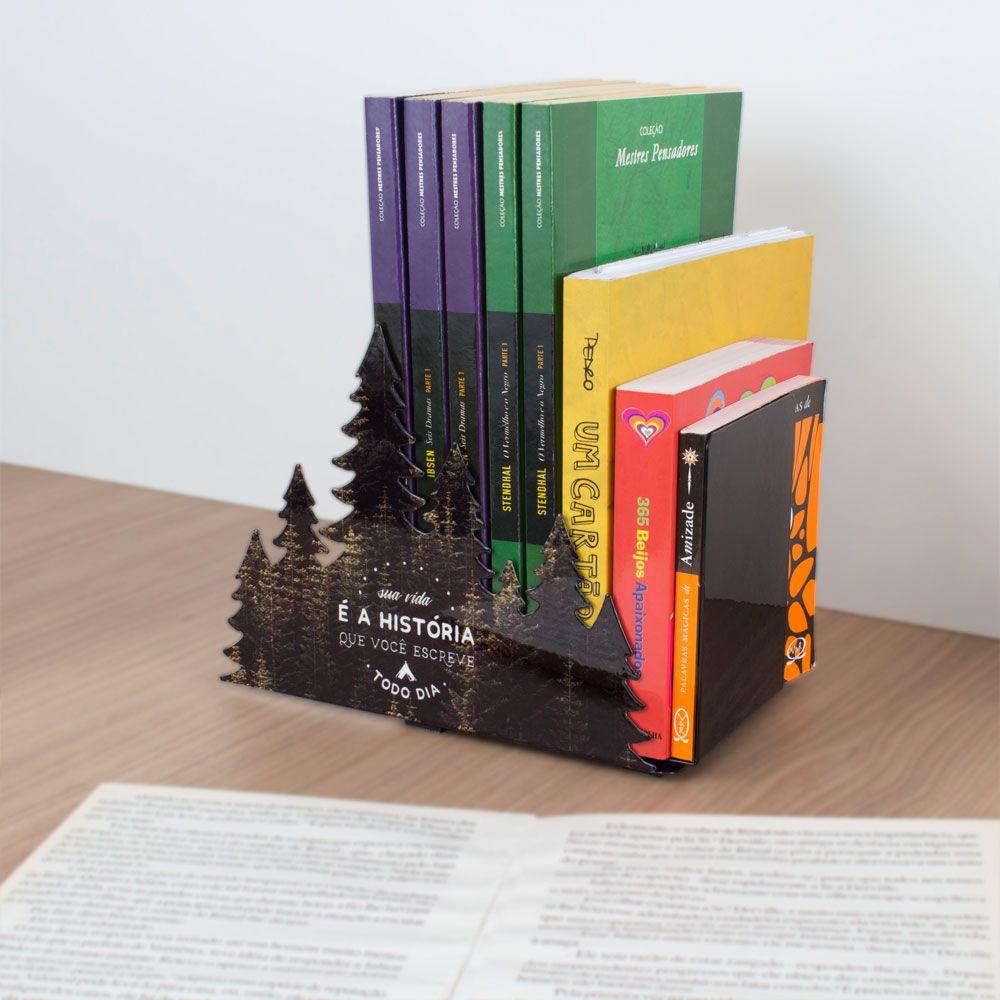 Aparador de Livros História Aventura