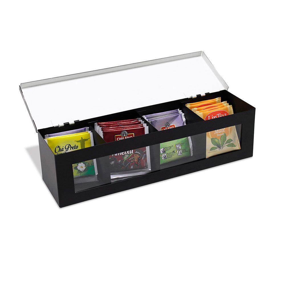 Caixa de Chá ou Cápsulas - Coisas Simples