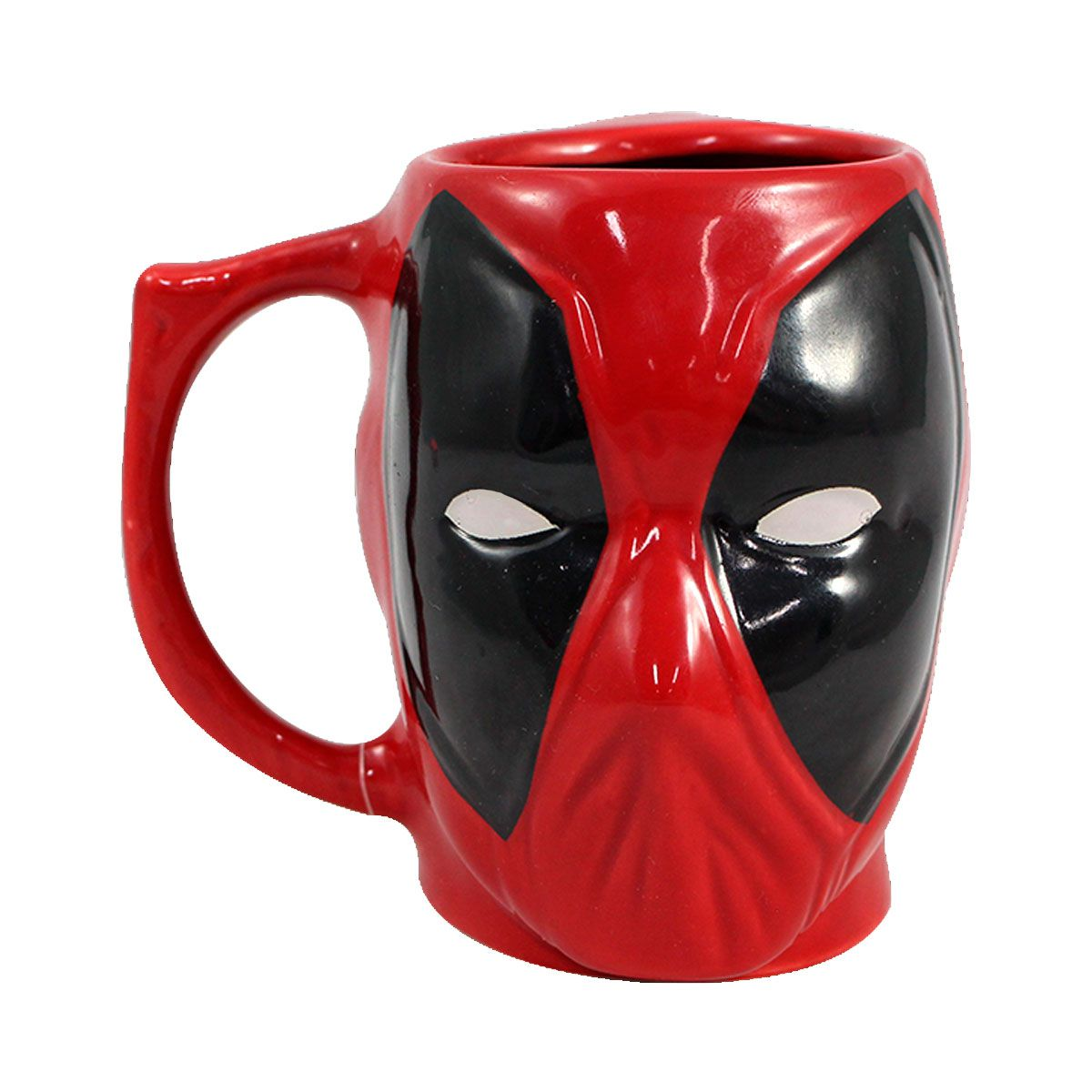 Caneca 3D Deadpool Marvel 400 ml