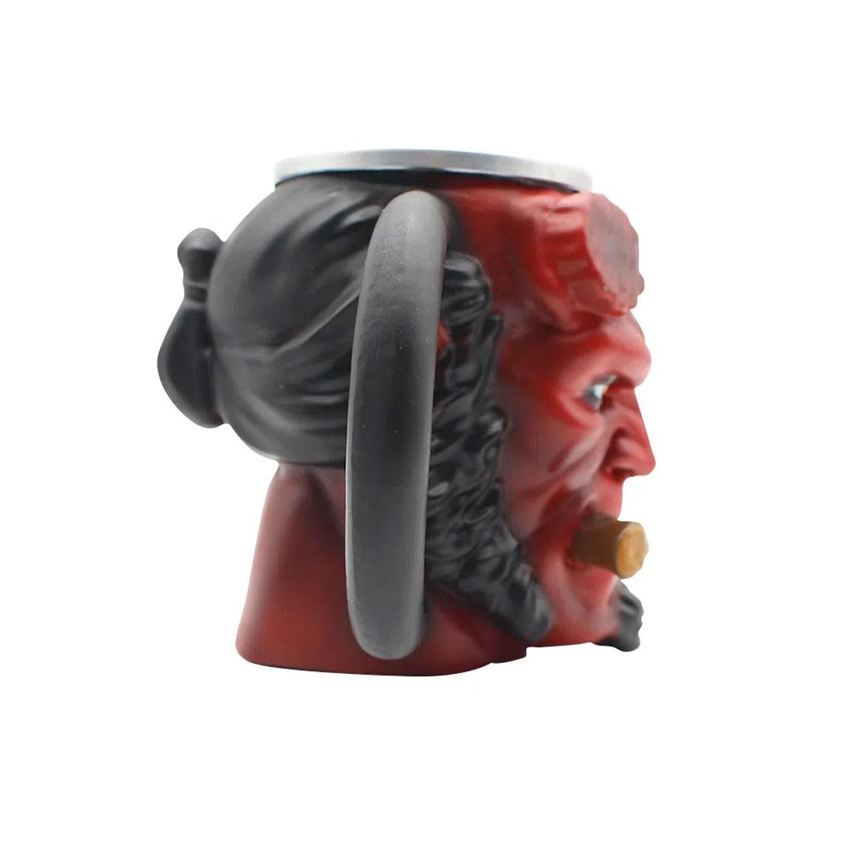 Caneca 3D Hellboy 250 ml