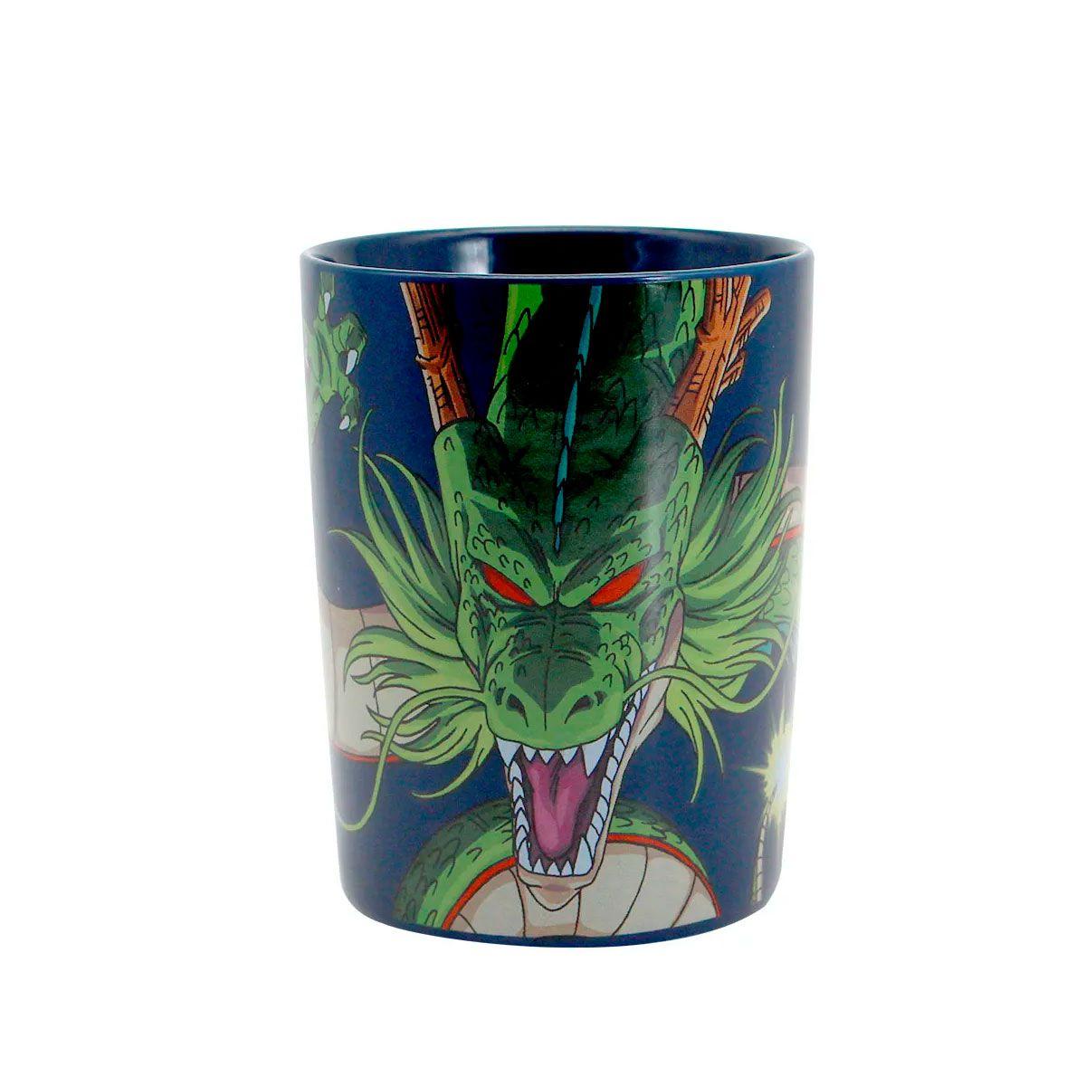 Caneca Alça Quadrada Shenlong Dragon Ball Z