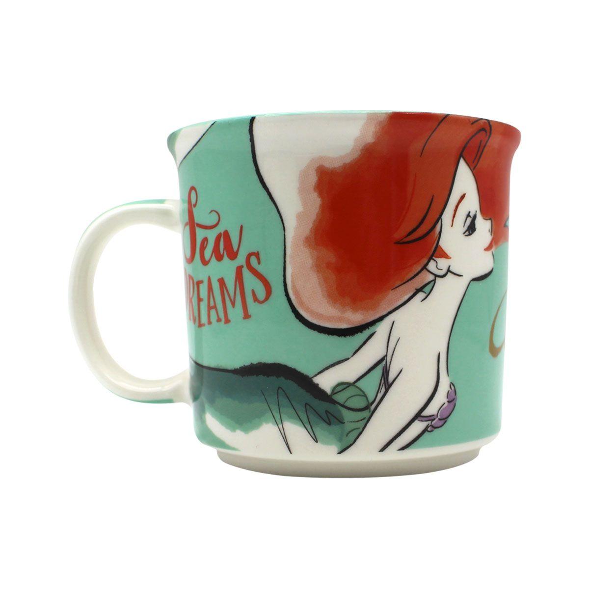 Caneca Ariel A Pequena Sereia 350 ml