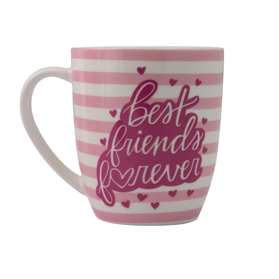 Caneca BFF - Best Friends Forever