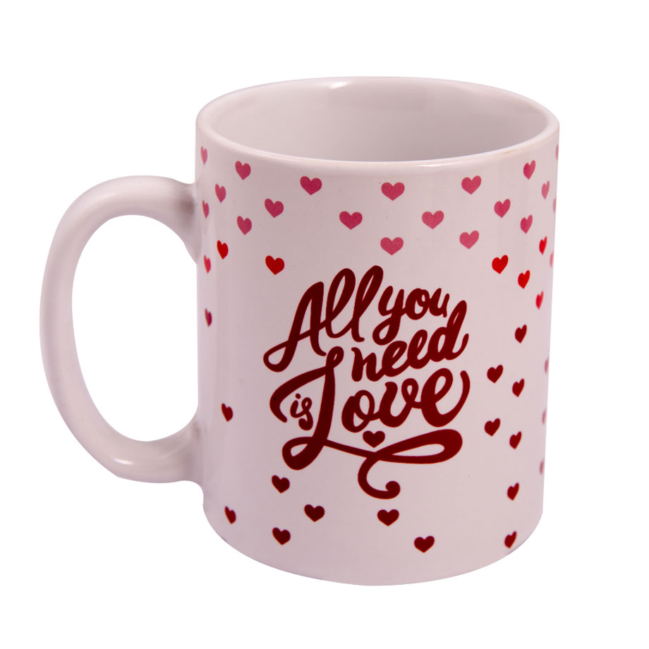 Caneca Cilindrica - All You Need is Love