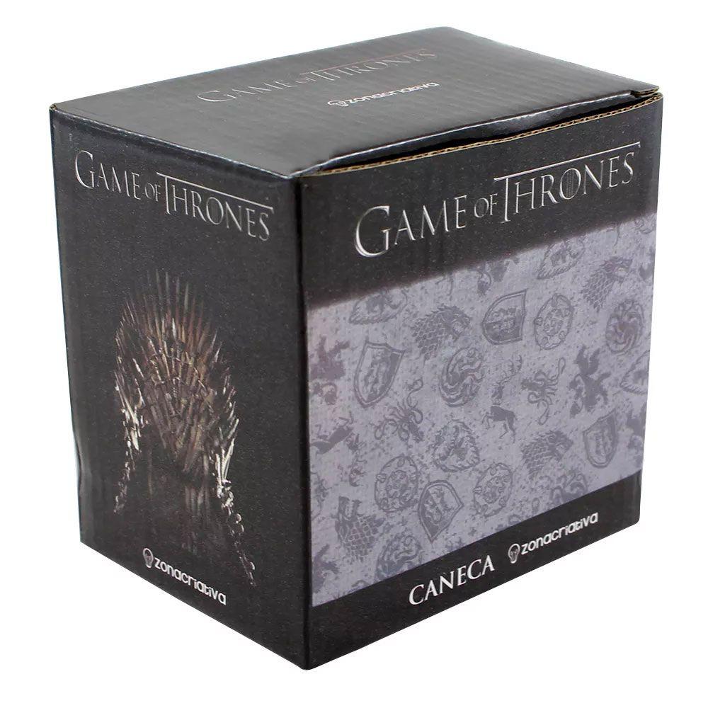 Caneca de Aço Hodor - Game Of Thrones