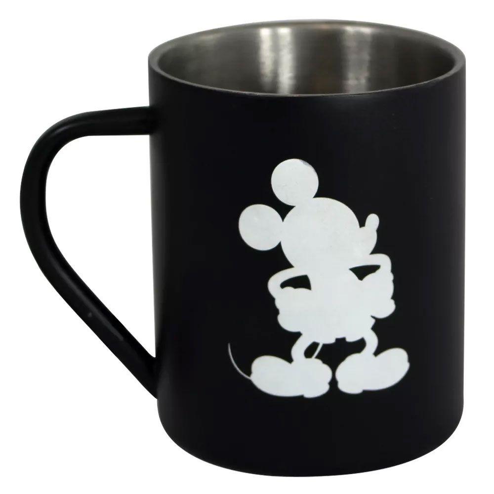 Caneca de Aço Mickey Mouse