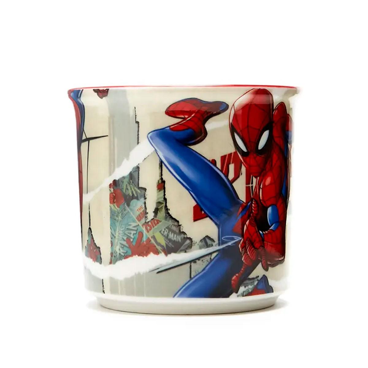 Caneca de Cerâmica Spider Man HQ Páginas 350 ml