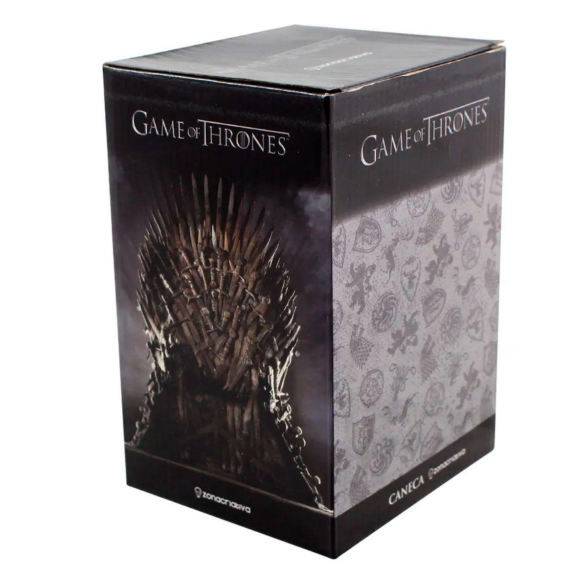 Caneca de Chopp Térmica Game Of Thrones 500 ml