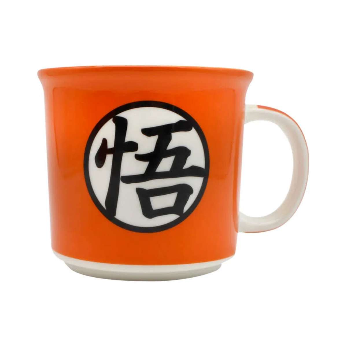 Caneca Dragon Ball Z Goku Símbolo 350 ml