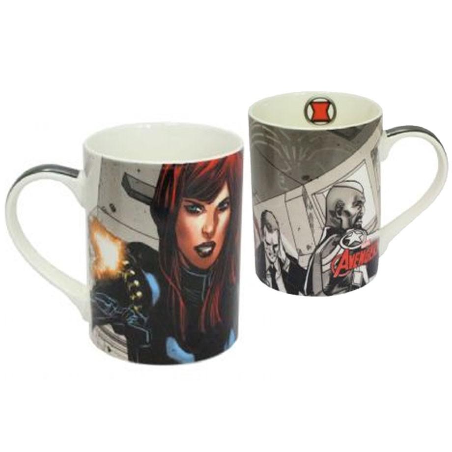 Caneca Dream Mug Shield Vingadores Marvel