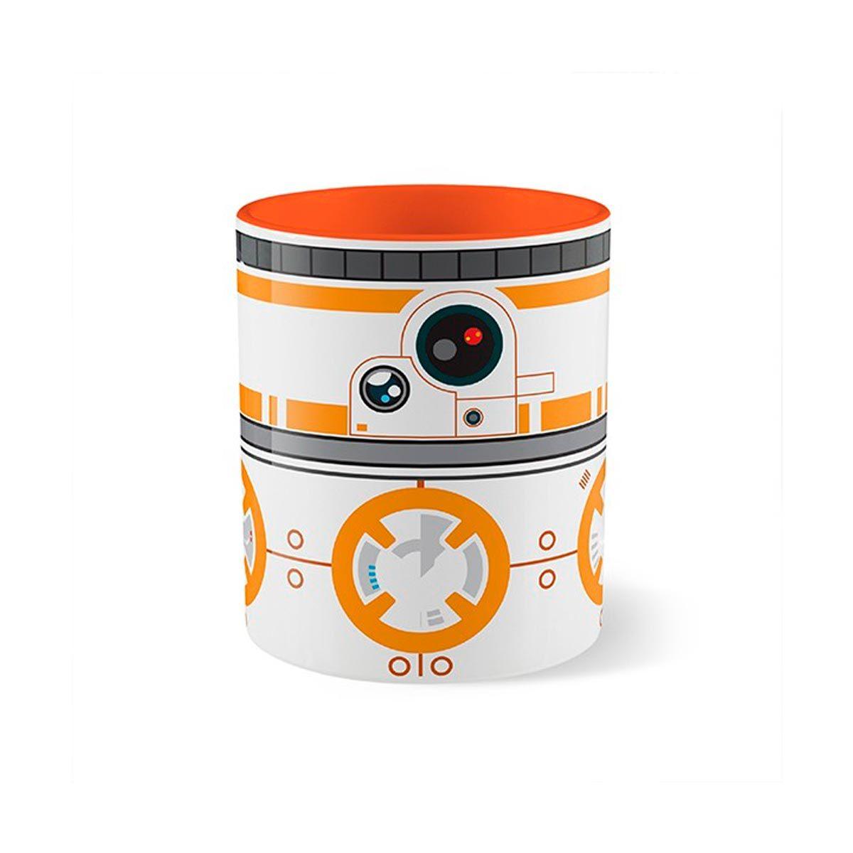 Caneca Droide BB8 Star Wars