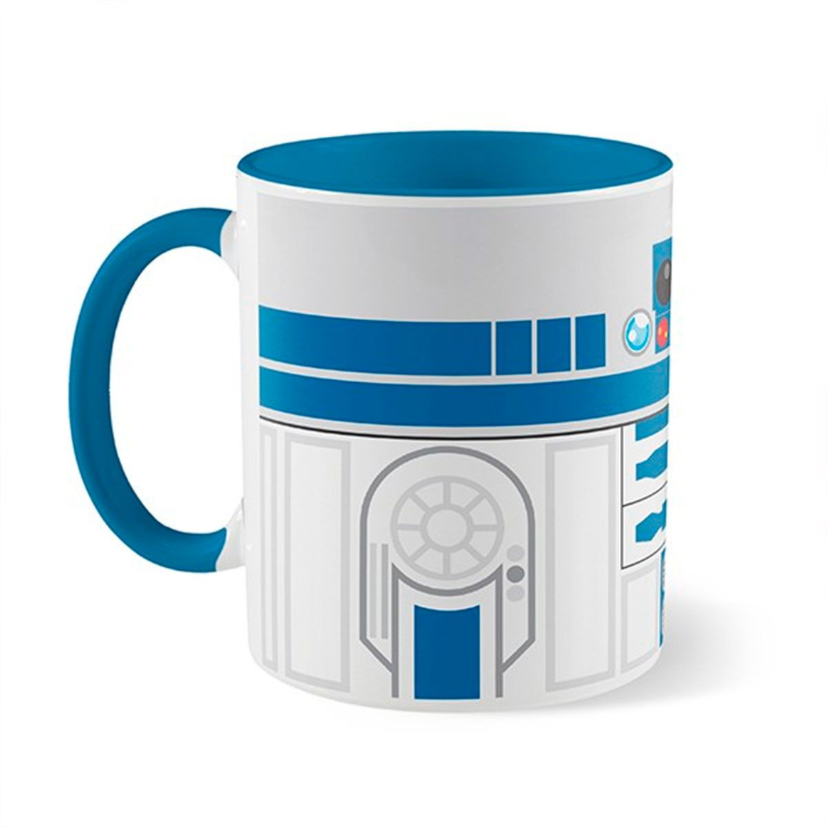 Caneca Droide R2D2 Star Wars