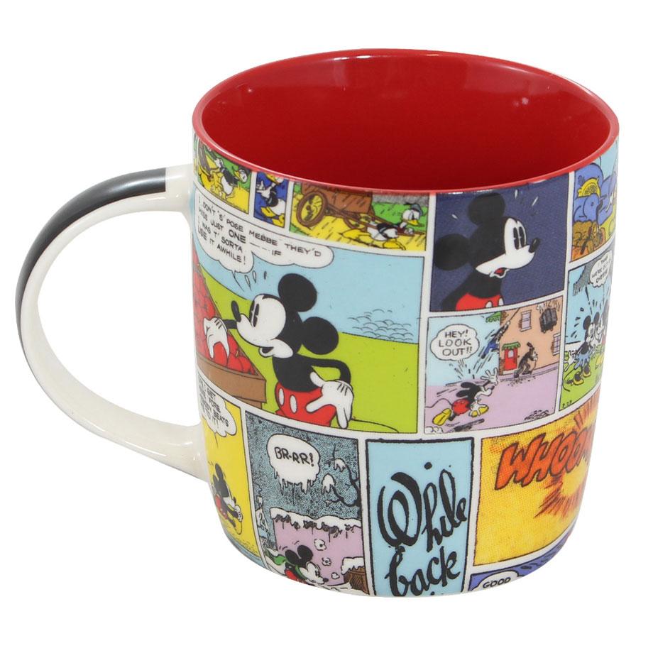 Caneca Mickey HQ Colors