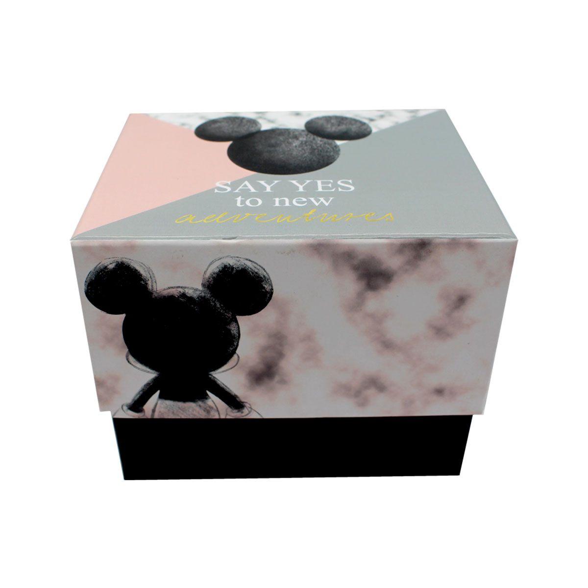 Caneca Mickey Mouse Mármore 350 ml
