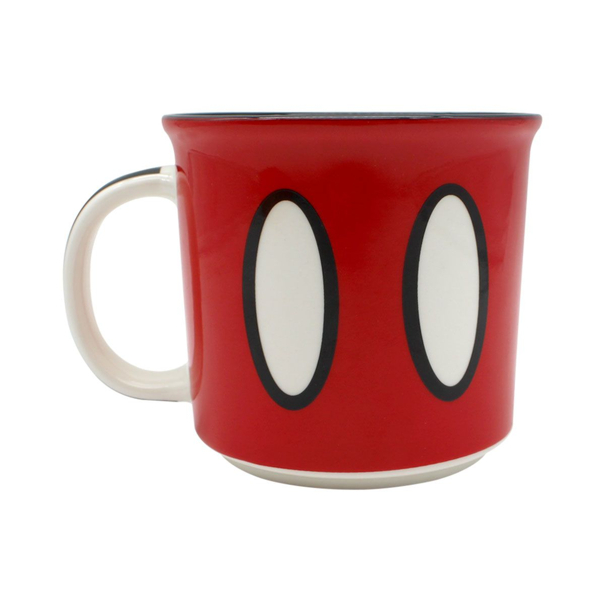 Caneca Mickey Mouse Roupa 350 ml