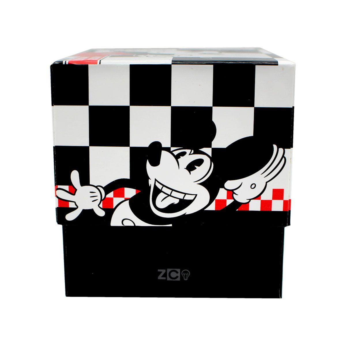 Caneca Mickey Mouse Xadrez 350 ml