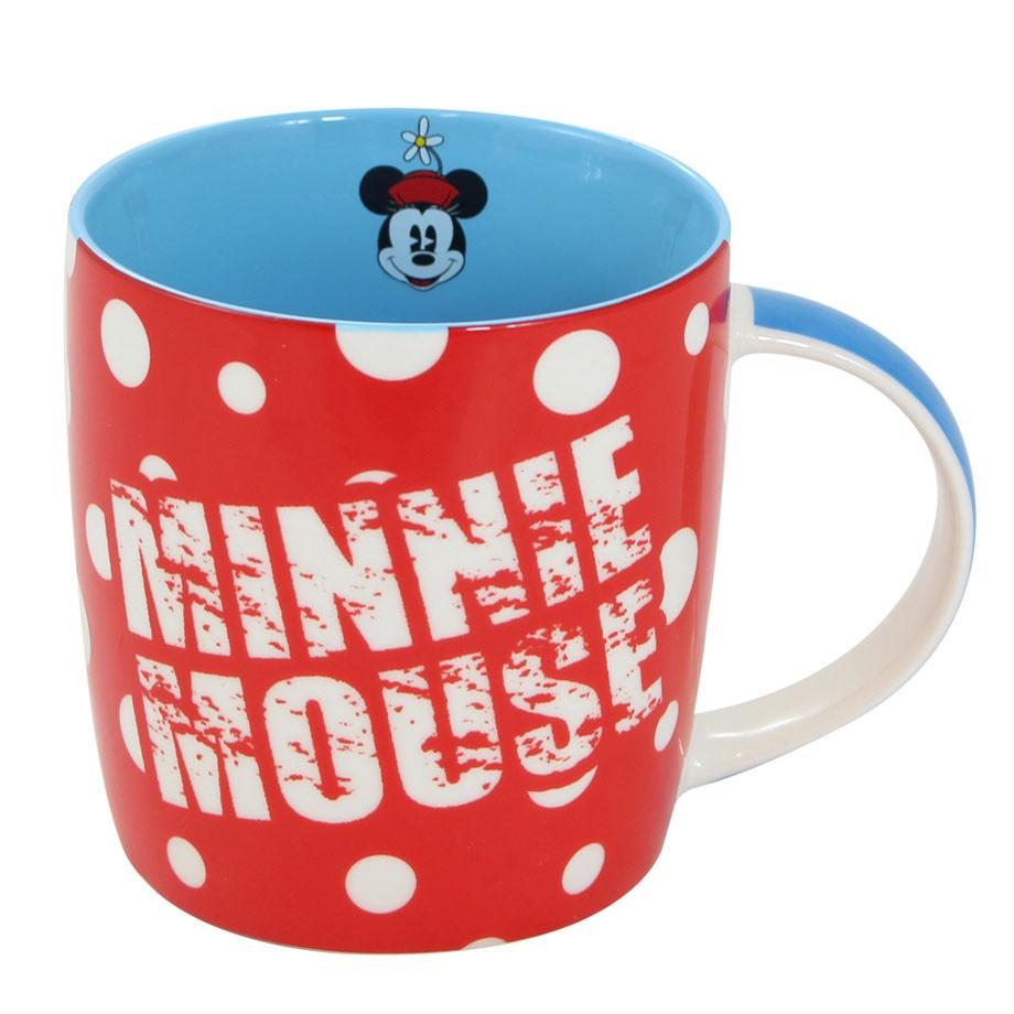 Caneca Minnie Poá