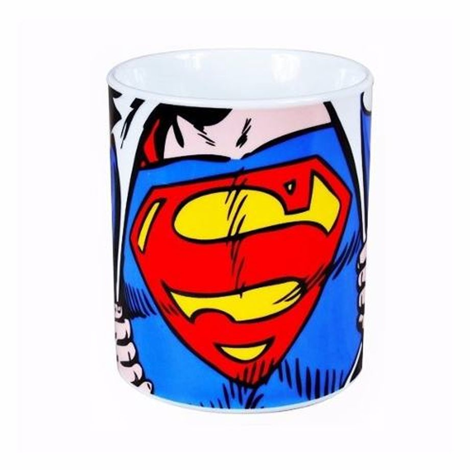 Caneca Porcelana New DC Superman