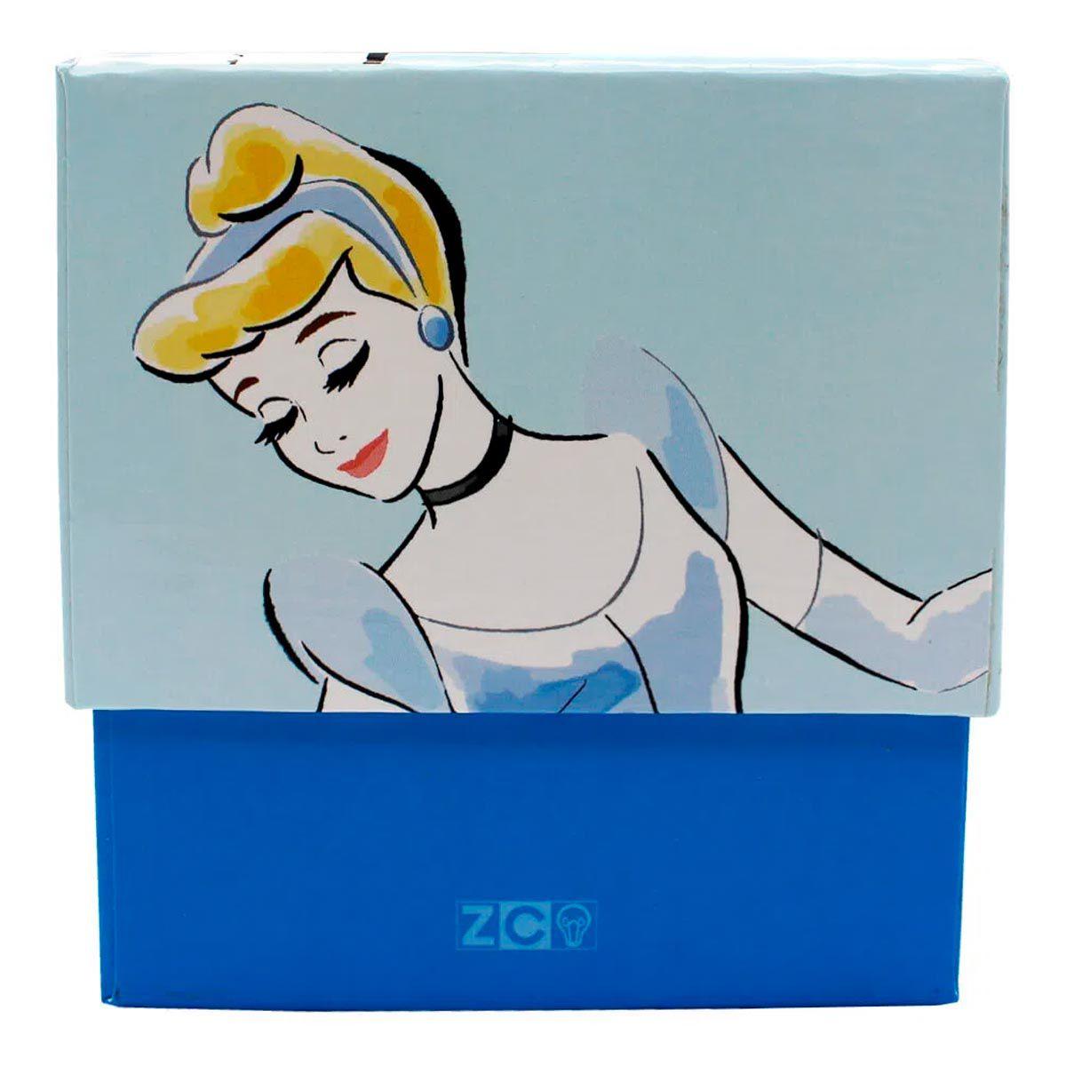 Caneca Princesa Cinderela 350 ml Princesa Disney