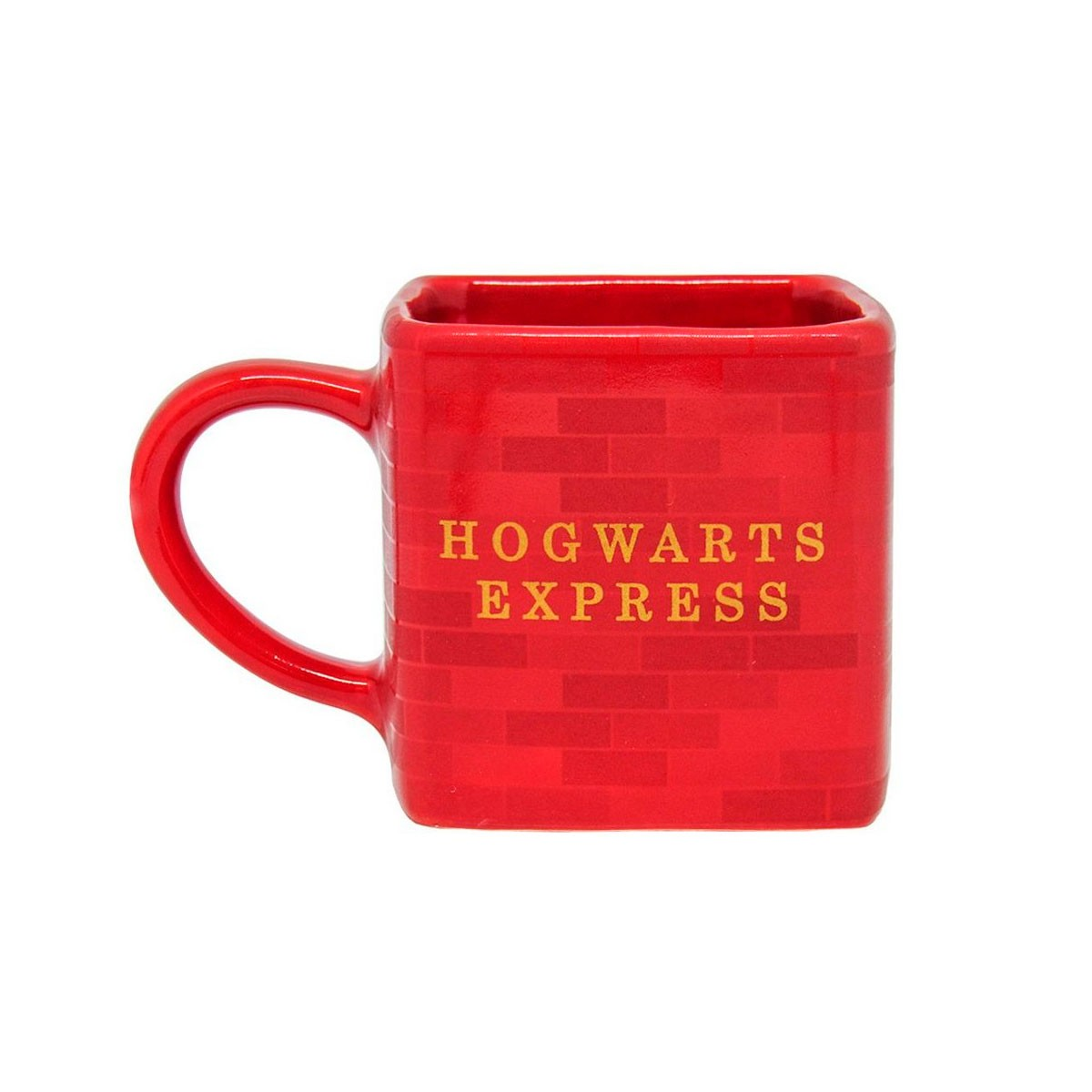 Caneca Quadrada Cubo Harry Potter Plataforma Hogwarts