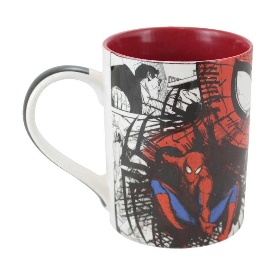 Caneca Reta Homem Aranha - Spider Man