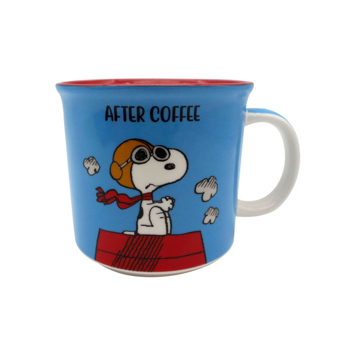 Caneca Snoopy Sob Controle 350 ml