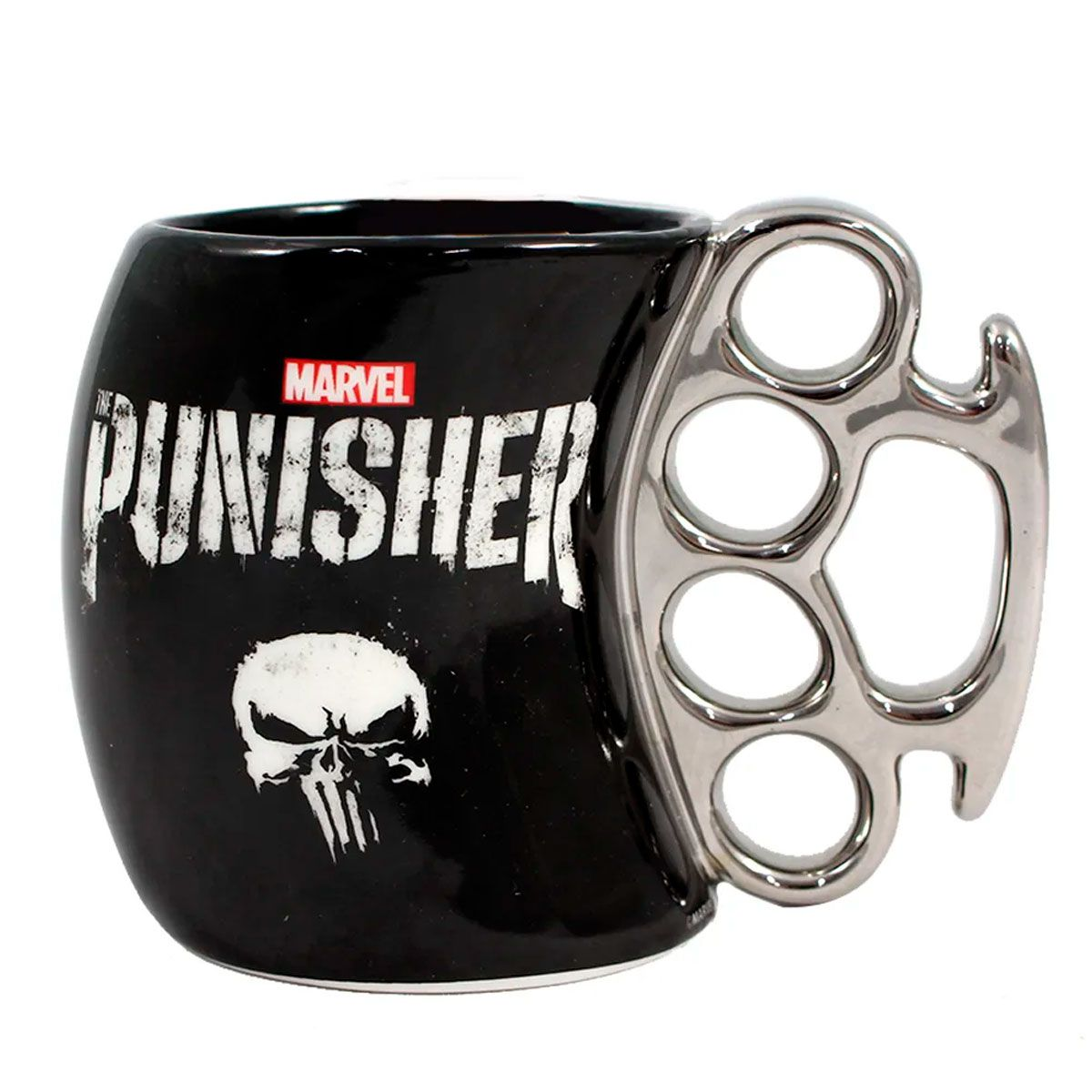 Caneca Soco Inglês Punisher - Justiceiro