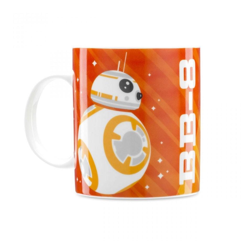 Caneca Star Wars Força BB8