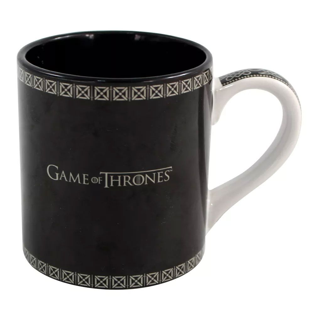 Caneca Stark Game Of Thrones - Winter is Coming