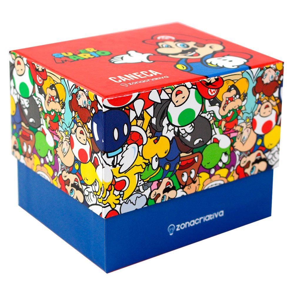 Caneca Super Mario Bros - Personagens