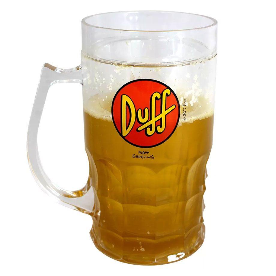 Caneca Térmica Chopp Duff Beer - The Simpsons