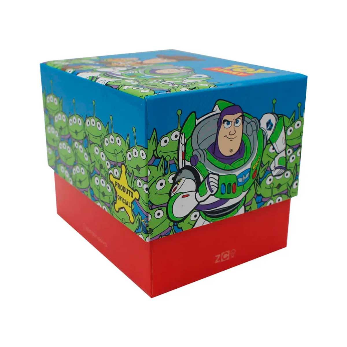 Caneca Toy Story - Woody e Buzz Lightyear