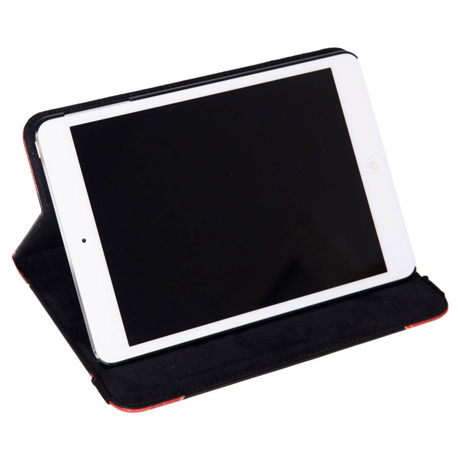 Capa Case Ipad Mini Tablet Smart Livro Book Retro Enciclopad