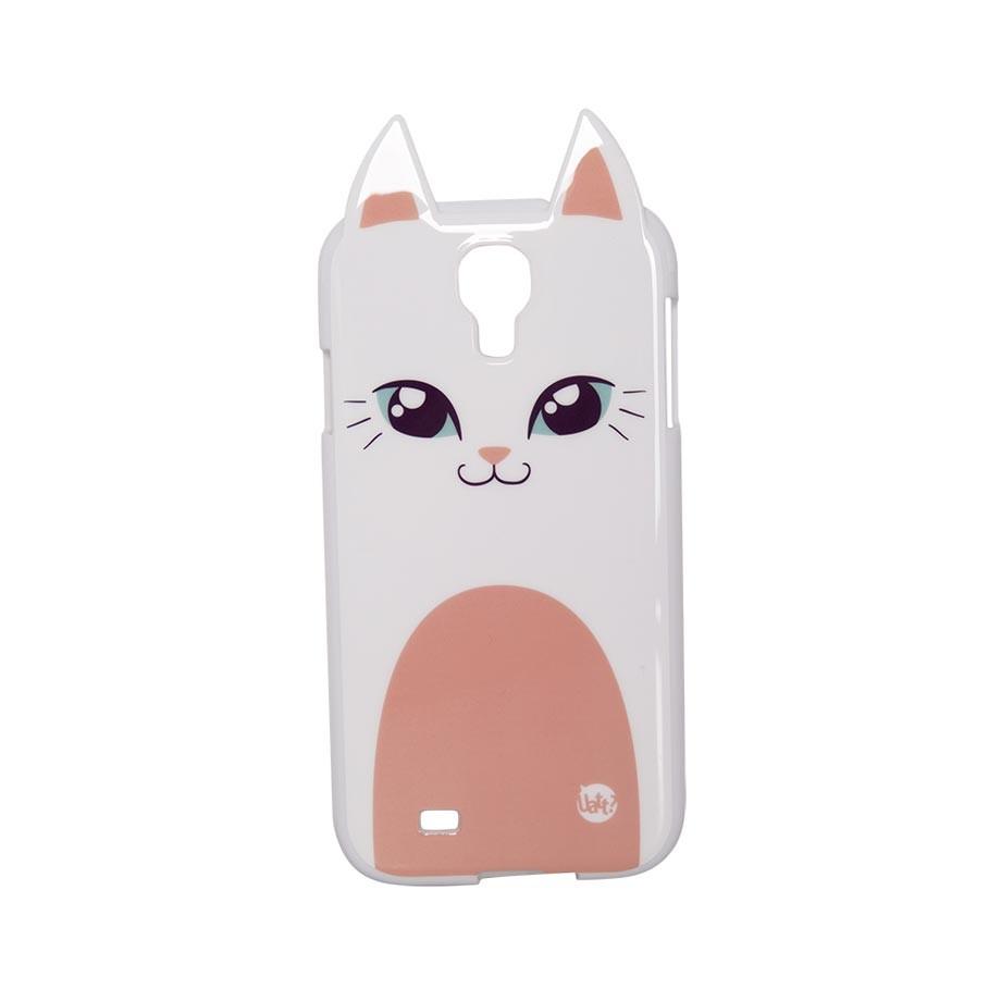 Capa para Celular Galaxy S4 Animal - Gatinha