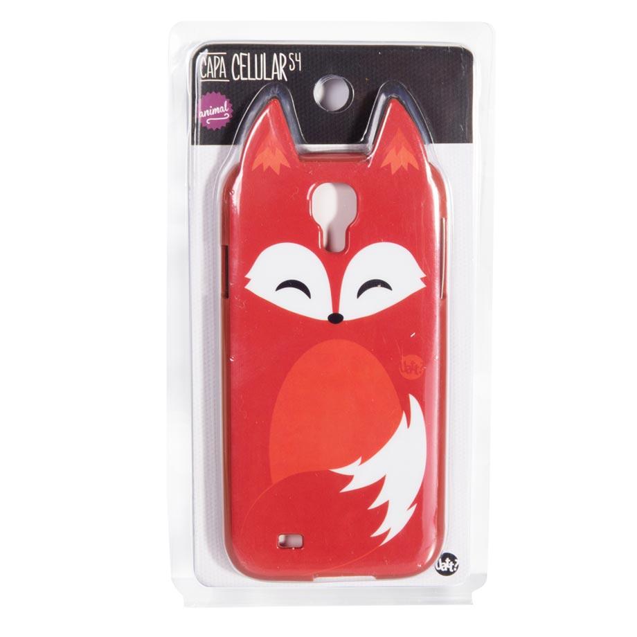 Capa para Celular Galaxy S4 Animal - Raposa