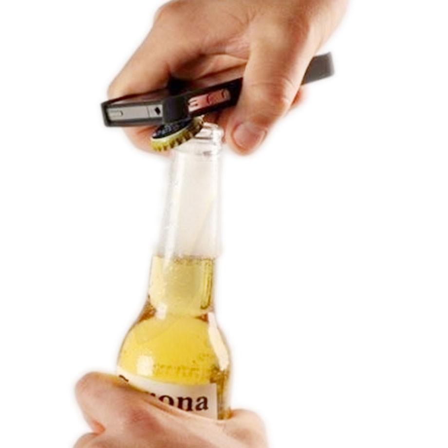 Capa Para Celular Iphone 4 Abridor - Open Beer