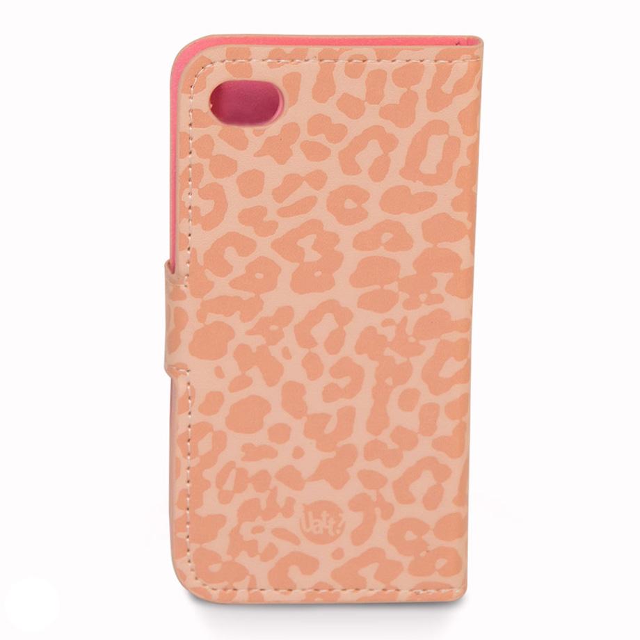 Capa para Celular Iphone 4/4s Carteira - Luxo