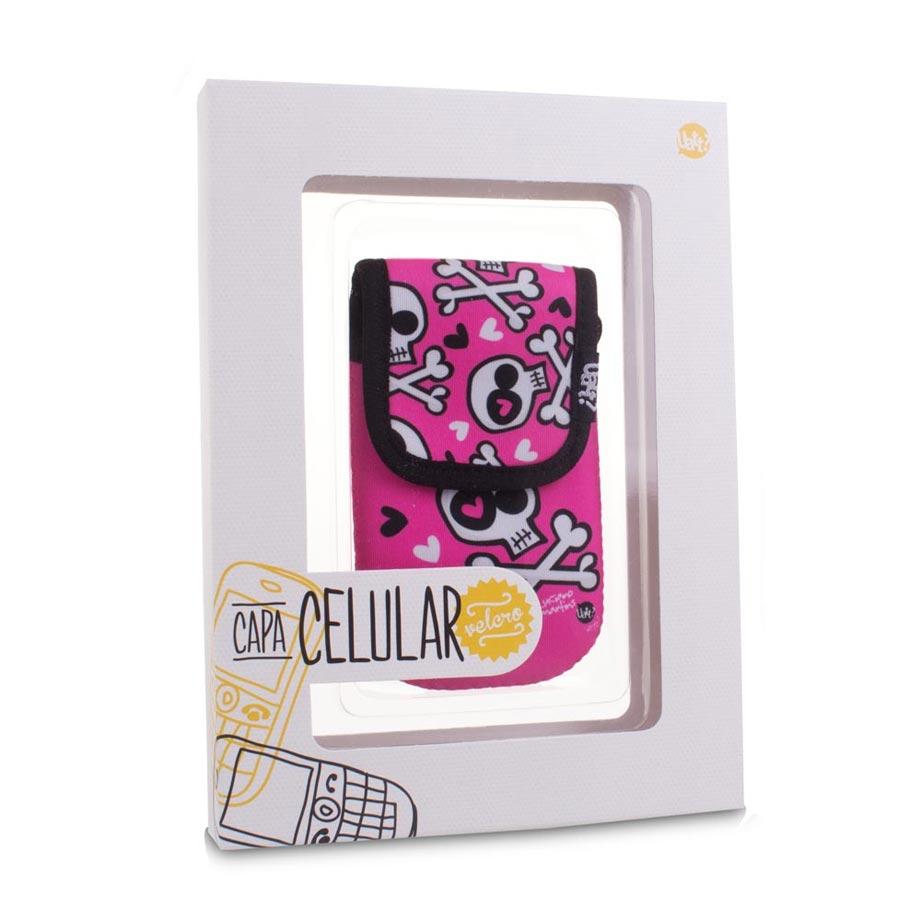 Capa para Celular - Love Punk