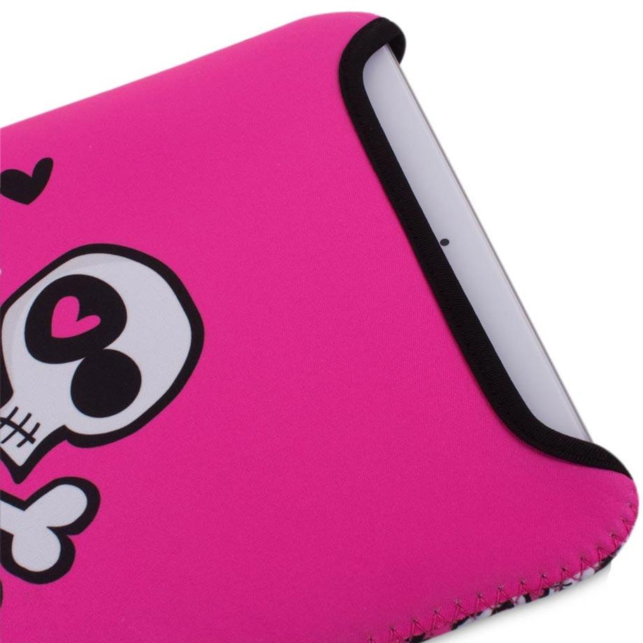 Capa para Tablet Fácil até 9,7 polegadas - Love Punk