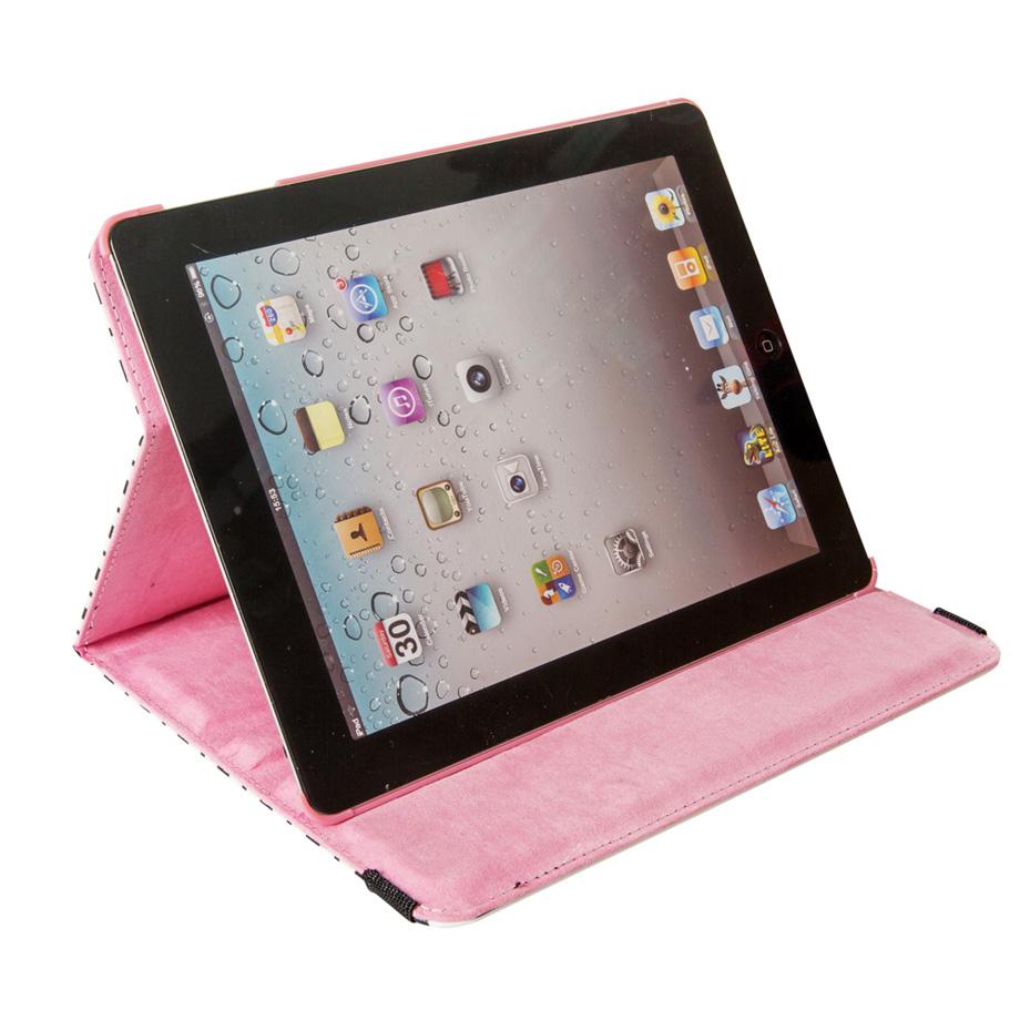 Capa para Tablet Smart Ipad 10 polegadas - Rosa Charme