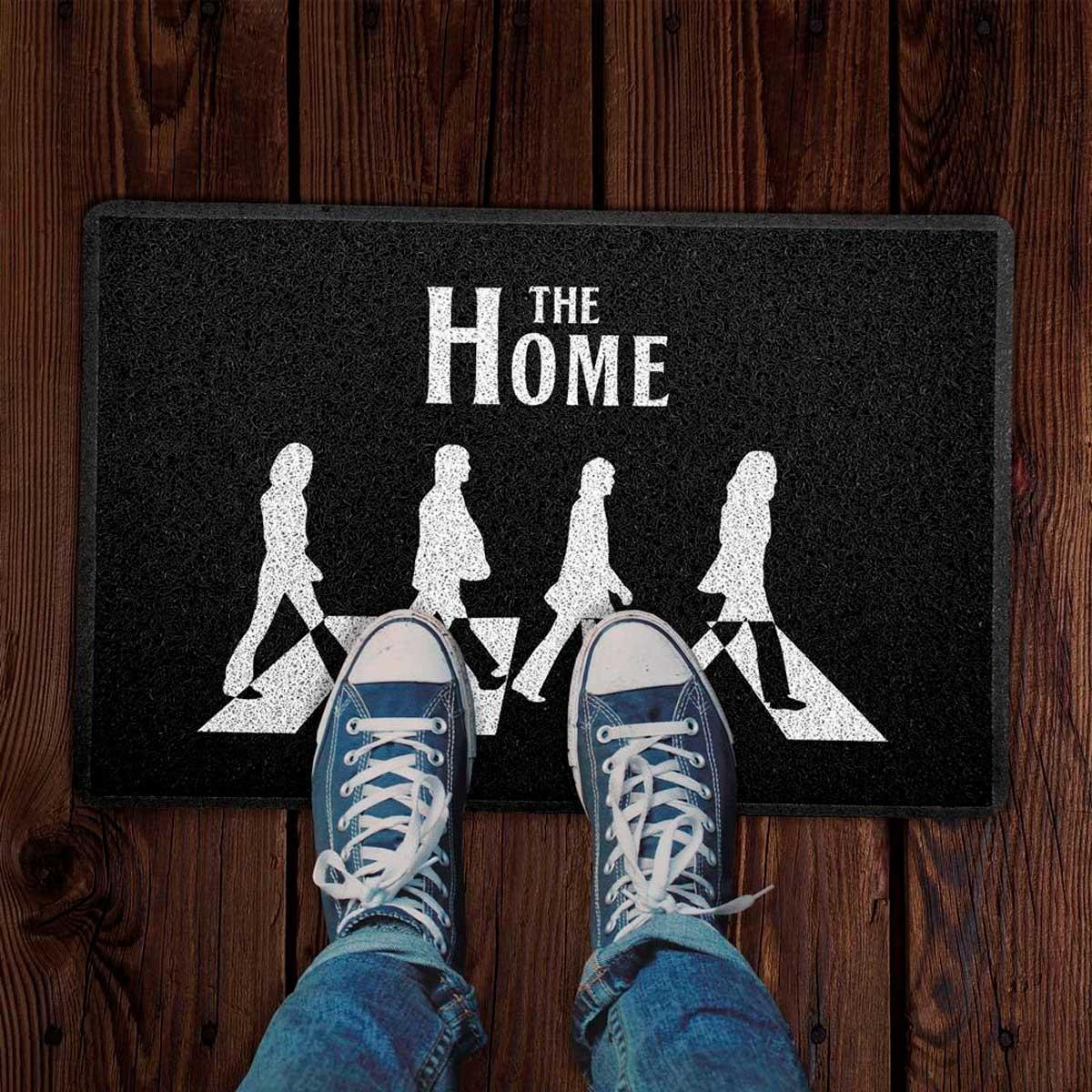 Capacho Decoração Geek 60x40cm The Home