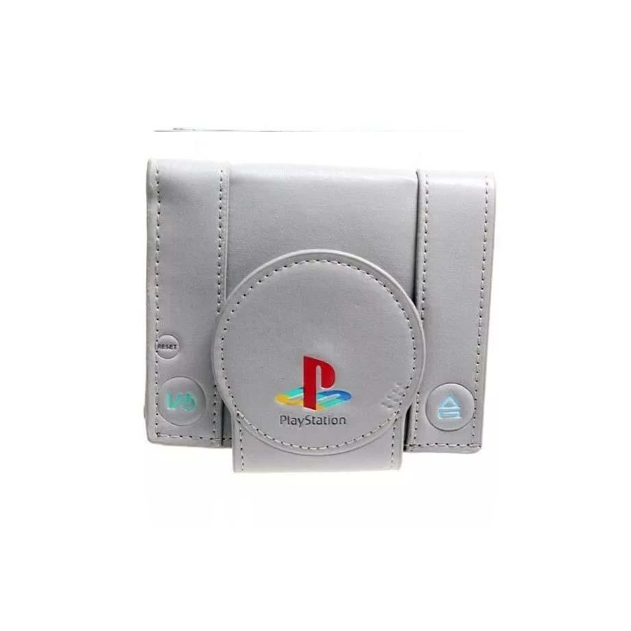 Carteira Sony Playstation 1 Psone Gamer Original Autentico
