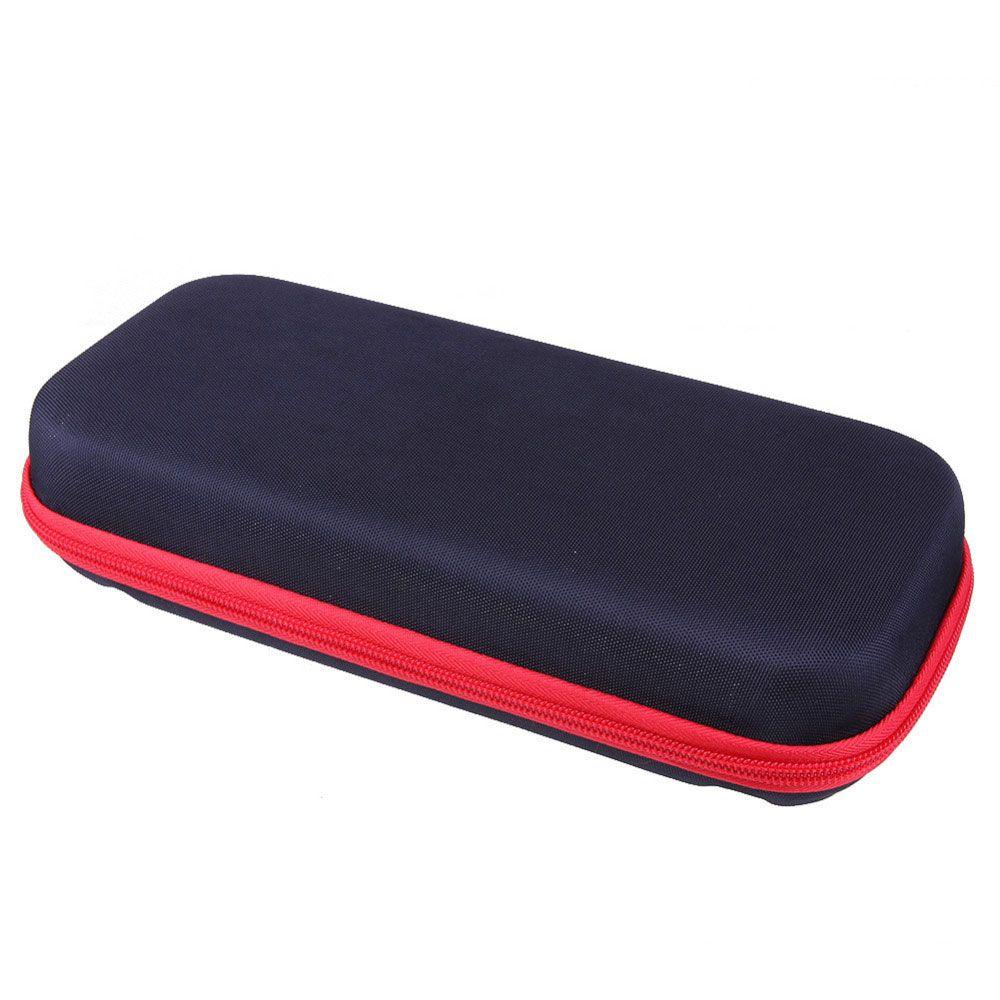 Case Capa Bag Premium Nintendo Switch Com Película Vidro