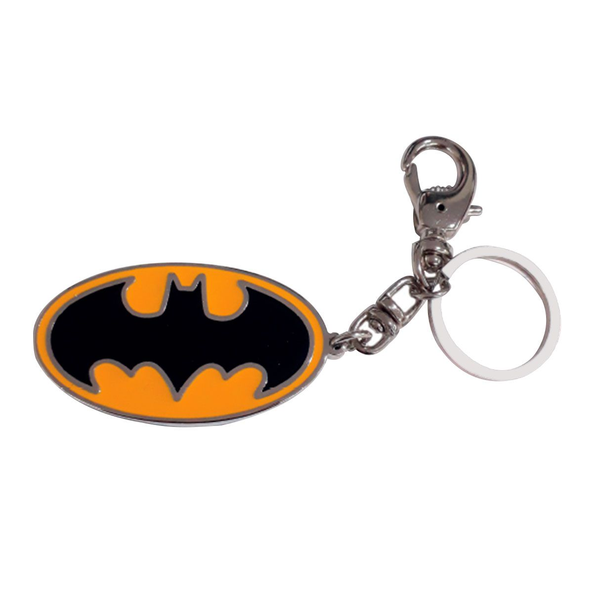 Chaveiro de Metal Batman Logo Liga da Justiça DC Comics