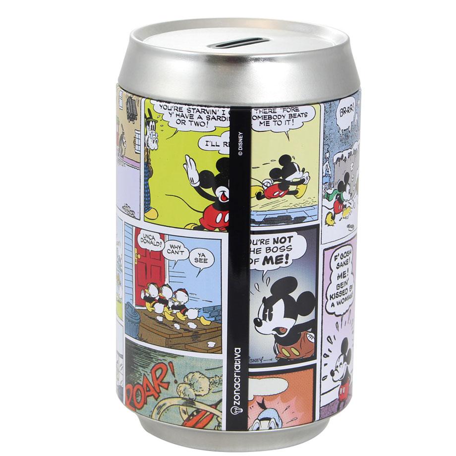 Cofre Latinha Mickey HQ