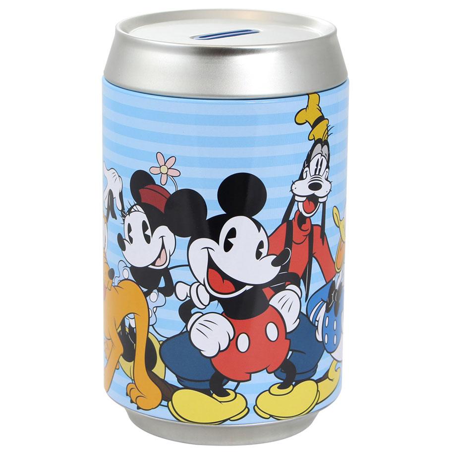 Cofre Latinha Turma do Mickey