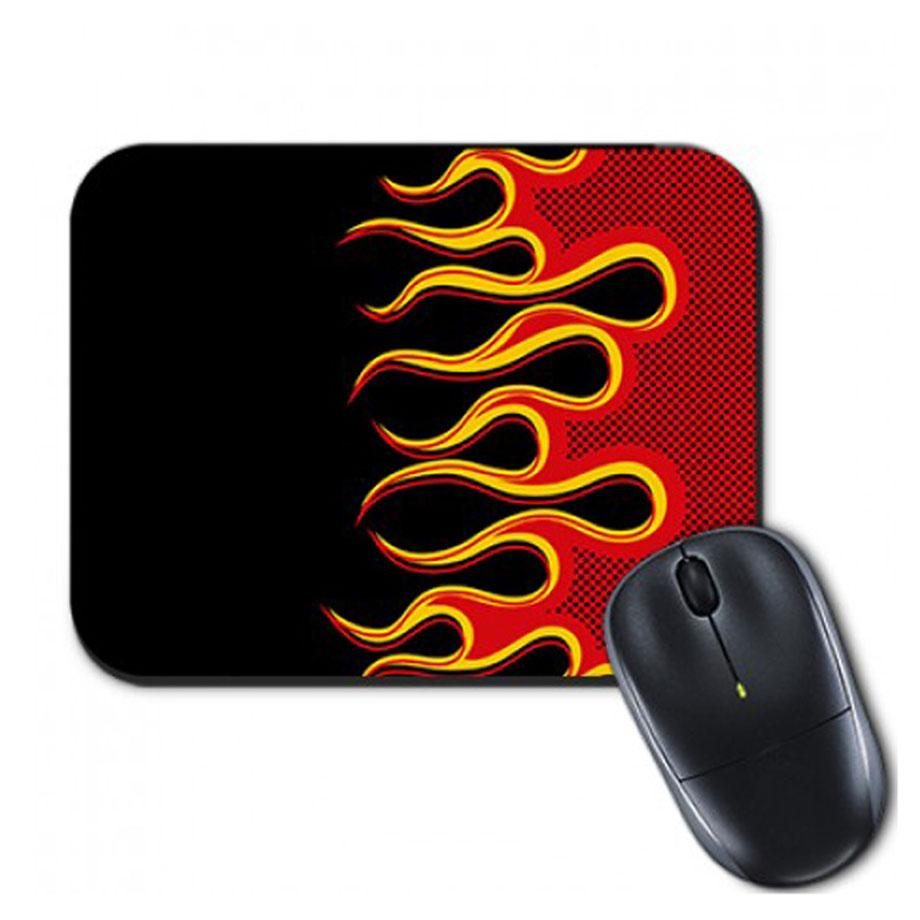 Mouse Pad Flame Chamas