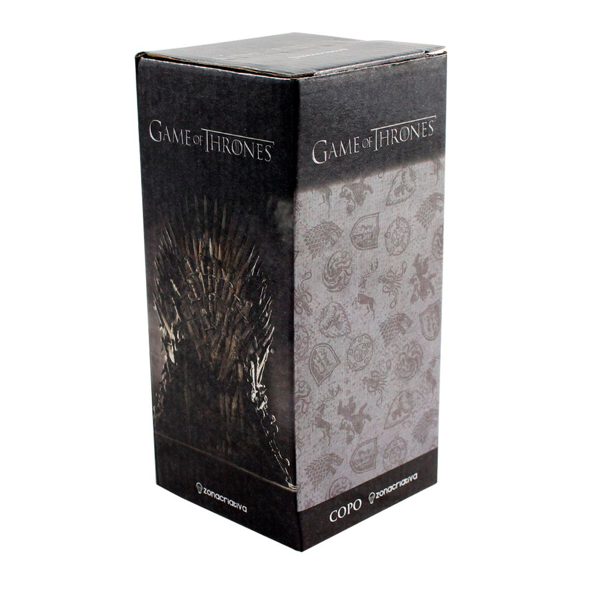 Copo Térmico Emborrachado Game Of Thrones